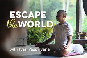Iyan Yaspriyana's yoga retreat in Bali