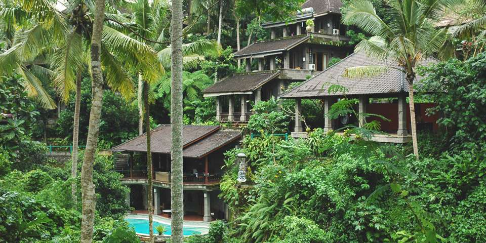 Kumara boutique resort in Ubud