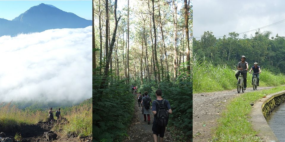 trekking retreat in Bali