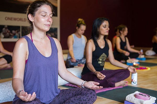 Healing through Yoga - Meditation and Sound Therapy