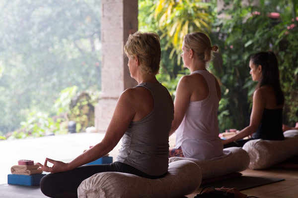 irina verwer yoga retreat in bali