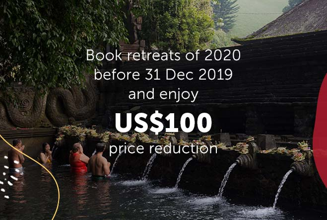 special offer yoga retreats early birds