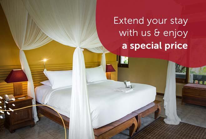 extend your stay in bali