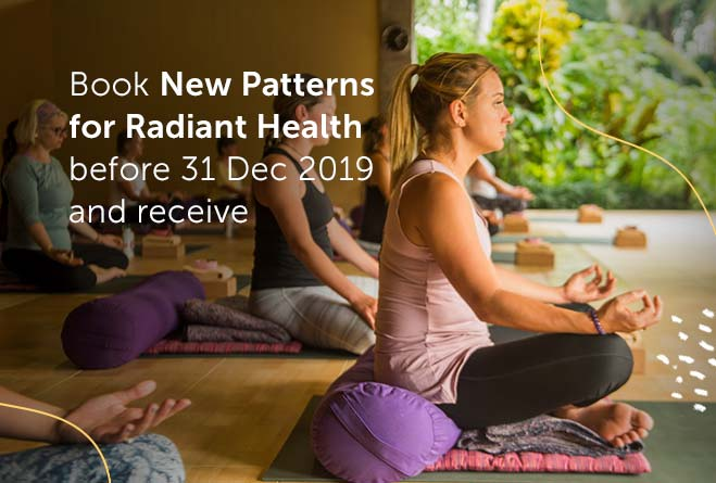special offer yoga retreat in Bali 2020